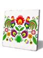 LWP Shop Portekiz Desenli Bardak Altlığı Renkli